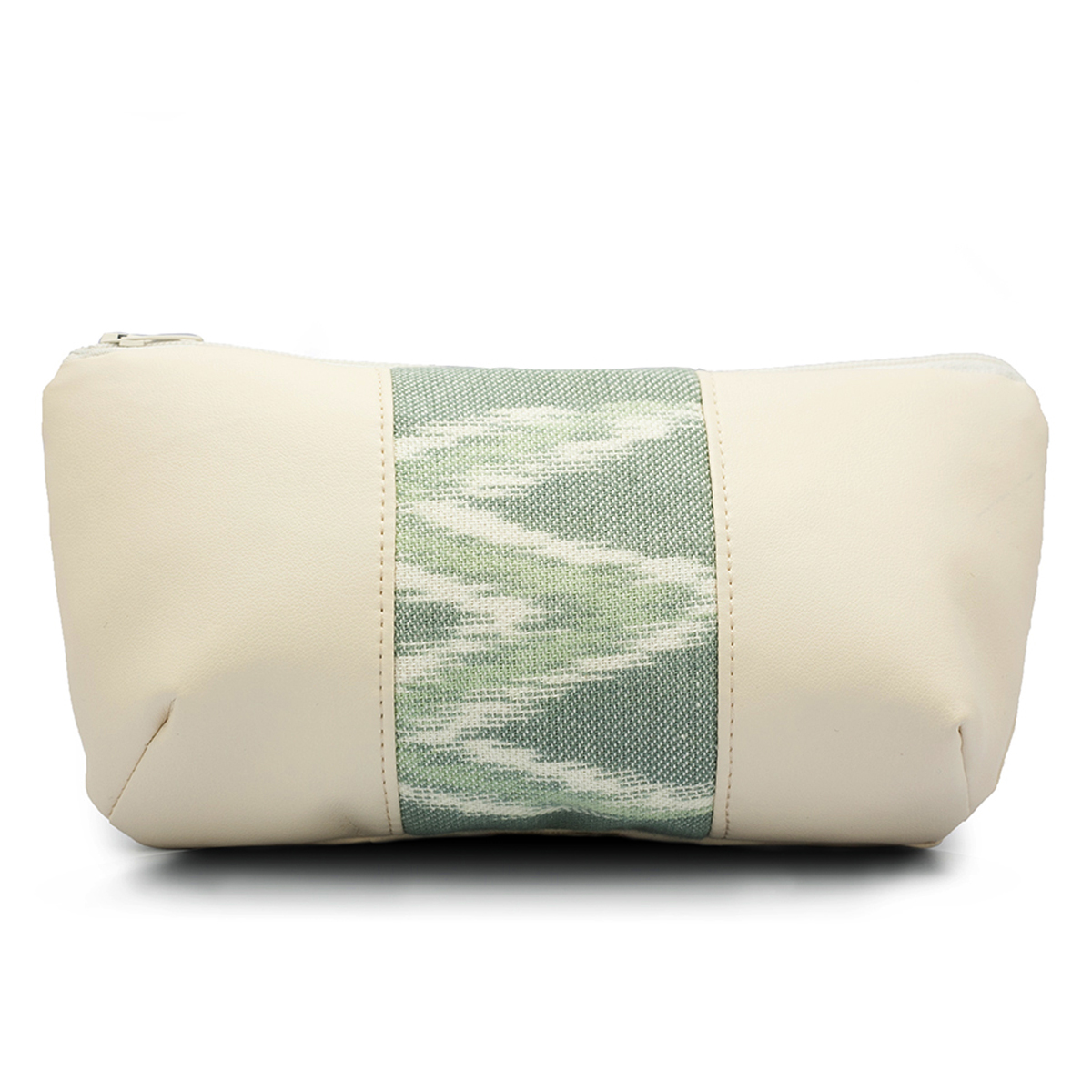 Diana Pouch Cream & Paddyfield Gray
