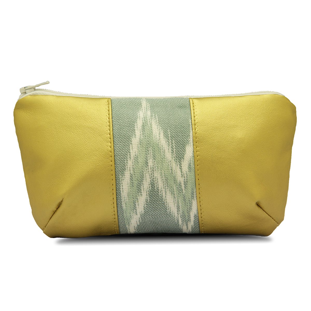 Diana Pouch Gold & Paddyfield Gray
