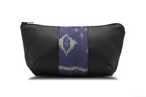 Diana Noir& Bleu Fleuri
