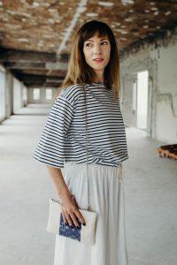Look bloggeuse mode Greenlooksgreat fashionchangers sac vegan Cassie WWoW