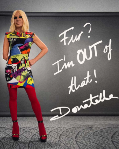 Fur_I'm out of that_Donatella