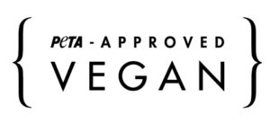 Logo PeTA-Approved Vegan