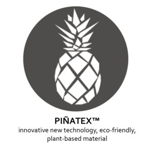 cuir d'ananas Pinatex